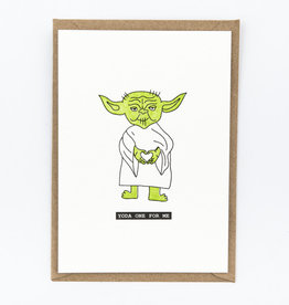 STUDIO FLASH FLASH LOVE YODA ONE FOR ME