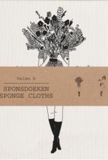 HELEN B HELEN B SPONSDOEK FLOWER GIRL & PIN UP