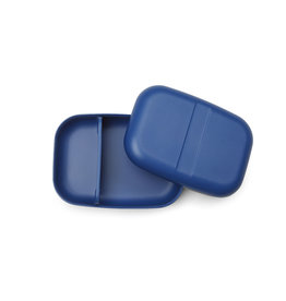 EKOBO EKOBO BENTO LUNCHBOX ROYAL BLUE
