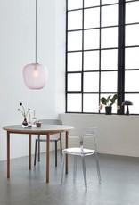 HUBSCH HUBSCH TABLE LAMP BLACK METAL 33CM