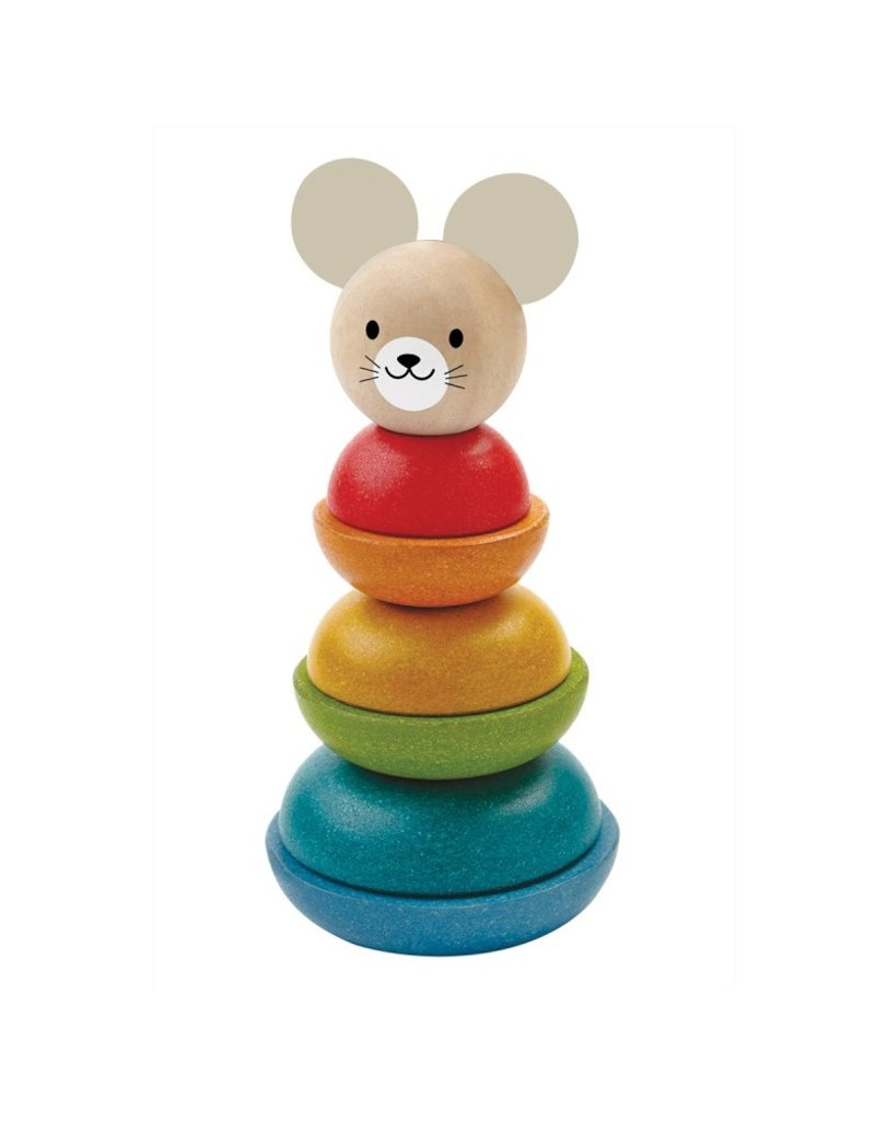 PLAN TOYS PLAN TOYS STACKING RING