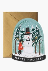 RIFLE PAPER CO RIFLE XMAS SNOWGLOBE