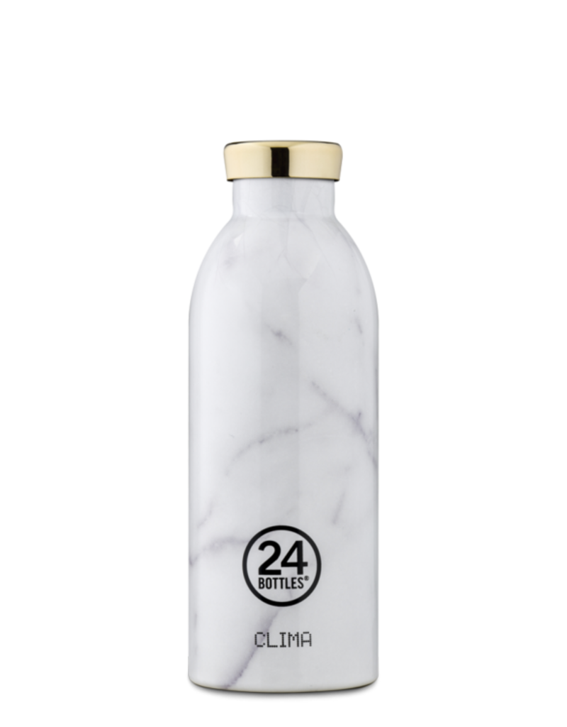 24 BOTTLES 24BOTTLES CLIMA 050 MARBLE WHITE