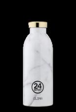 24 BOTTLES 24BOTTLES CLIMA BOTTLE 850 MARBLE WHITE