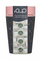 RCUP rCup Thermos Koffiebeker - 0,2L ZWART/ROZE