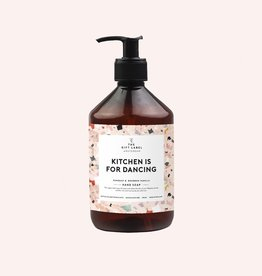 THE GIFT LABEL GIFT LABEL HAND SOAP KITCHEN IS FOR DANCING 500ML