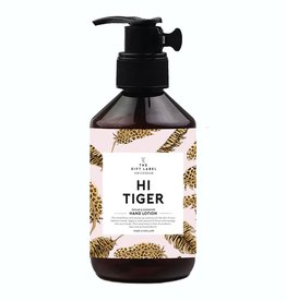 THE GIFT LABEL GIFT LABEL HAND LOTION HI TIGER 250ML