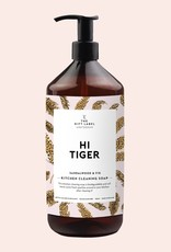 THE GIFT LABEL GIFT LABEL KITCHEN CLEANING SOAP HI TIGER