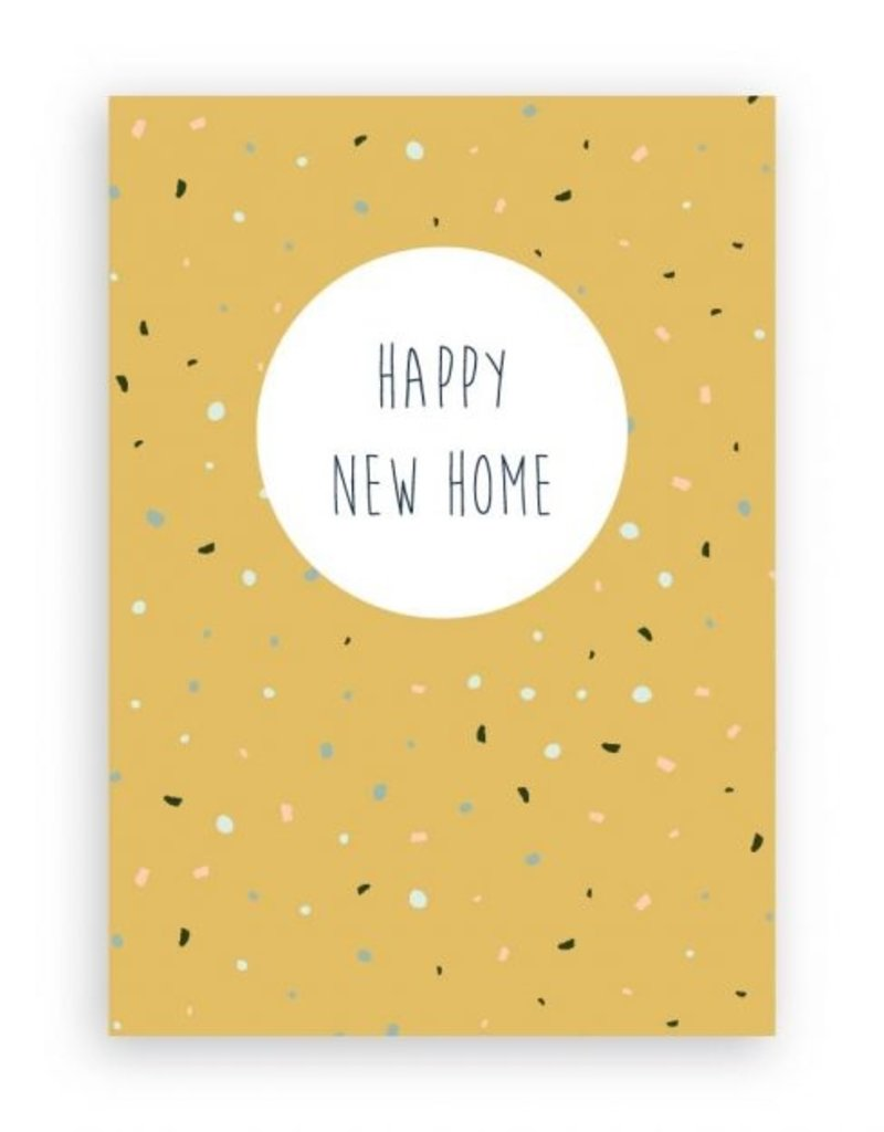 FIN & STIP FIN MISC HAPPY NEW HOME