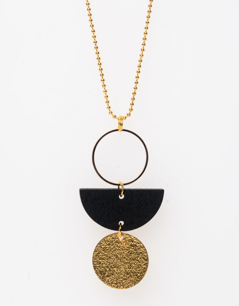 MON ONCLE MON ONCLE GEO KETTING BLACK MOON