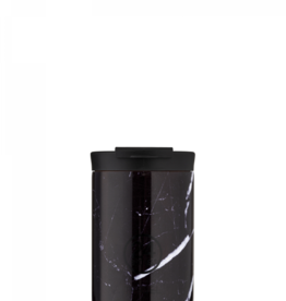 24 BOTTLES 24 BOT TRAVEL TUMBLER 350 BLACK MARBLE
