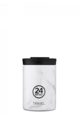 24 BOTTLES 24BOT TRAVEL TUMBLER 350 CARRARA