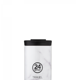 24 BOTTLES 24 BOT TRAVEL TUMBLER 350 CARRARA