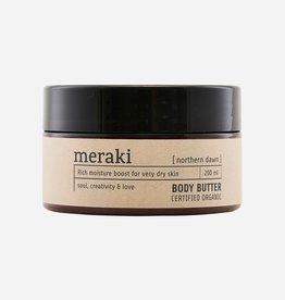 MERAKI MERAKI BODY BUTTER NORTHERN DAWN
