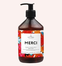 THE GIFT LABEL GIFT LABEL HAND SOAP MERCI 500ML