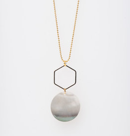 MON ONCLE MON ONCLE GEO KETTING WHITE SHELL