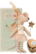 MAILEG MAILEG TOOTH FAIRY MOUSE BIG SISTER