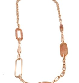 TITTO TITTO BUDE KETTING ROSE GOUD
