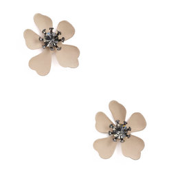 TITTO TITTO KNUTSFORD OORRING FLOWER PINK