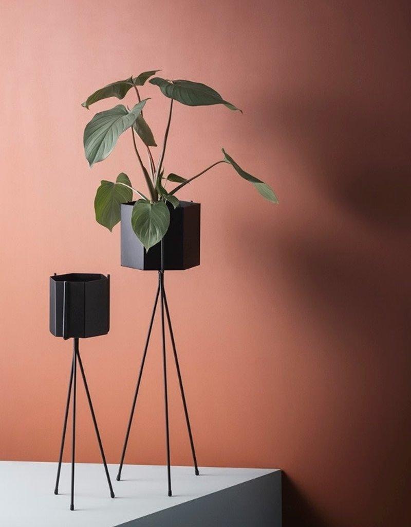 FERM LIVING FERM PLANT STAND BLACK HIGH