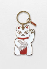 ALL THE WAYS TO SAY ATWTS SLEUTELHANGER LUCKY CAT