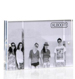 XL BOOM ACRYLIC MAGNETIC FRAME 10 x 15 Clear