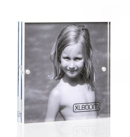 XL BOOM ACRYLIC MAGNETIC FRAME 13 x 13 Clear