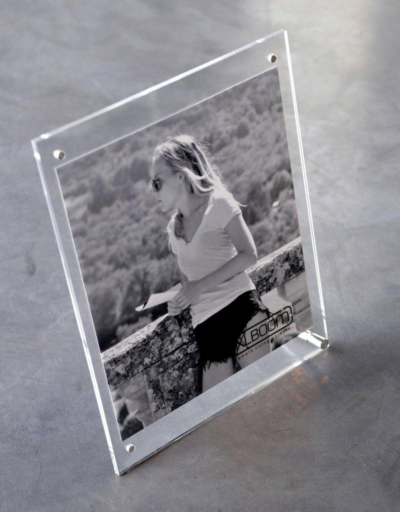 XL BOOM LEVEL FRAME 38.5 x 28 Clear