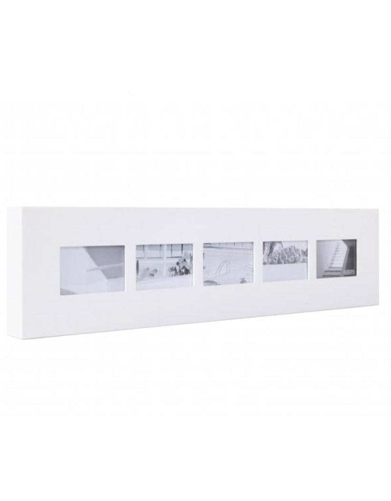 XL BOOM BOOM CABO FRAME (5) 10X15 WHITE