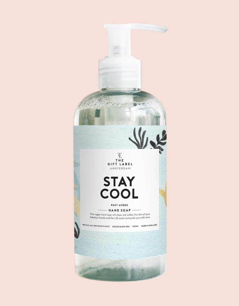 THE GIFT LABEL GIFT LABEL HAND SOAP HIGH SUMMER STAY COOL