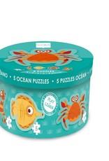 SCRATCH SCRATCH OCEAAN PUZZEL 2+