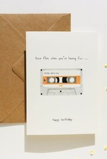 PINK CLOUD STUDIO PINK BDAY CASSETTE TAPE