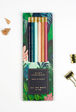 ALL THE WAYS TO SAY ATWTS WILD PENCILS