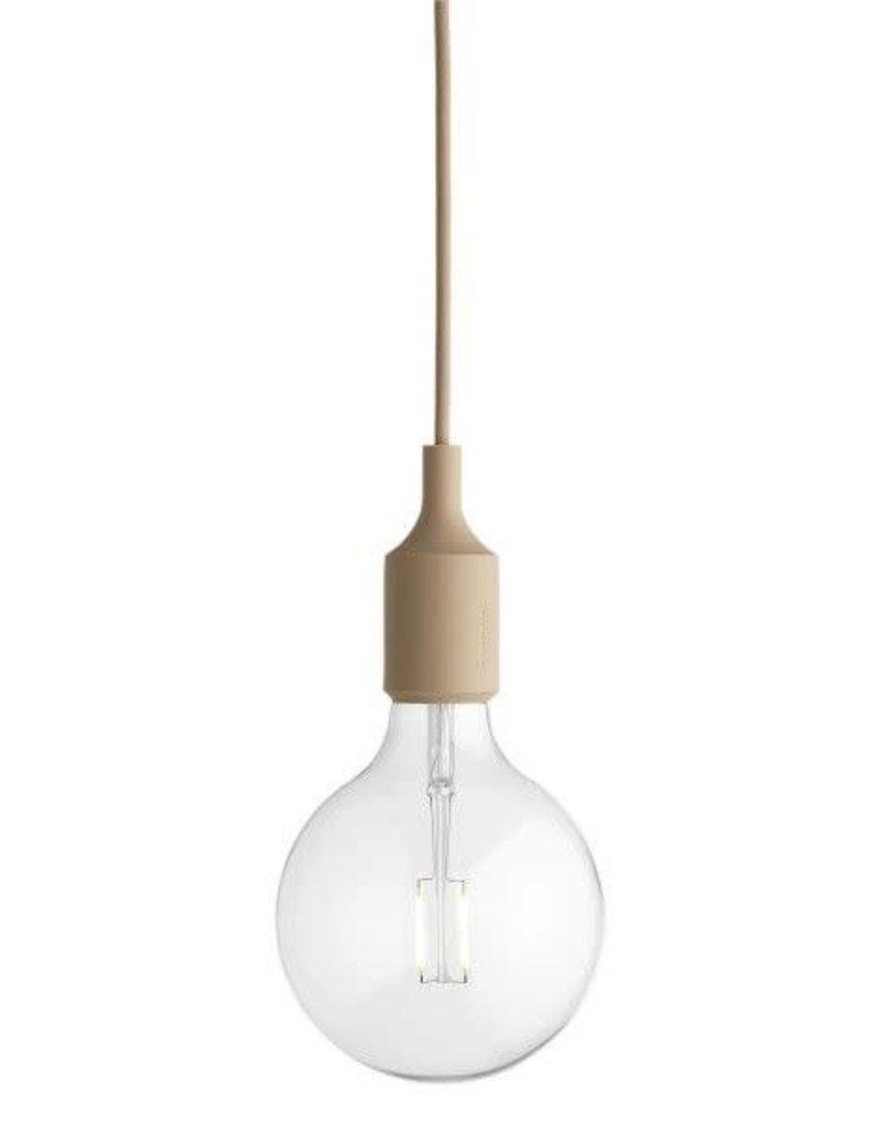 MUUTO MUUTO E27 HANGLAMP NUDE LED