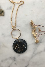 MON ONCLE MON ONCLE MARB KETTING GOLDFLAKE BLACK