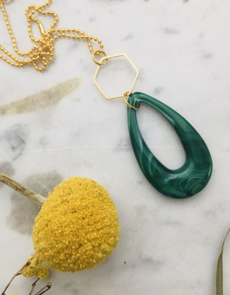 MON ONCLE MON ONCLE MARB KETTING GREEN DROP