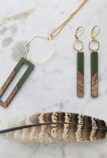 MON ONCLE MON ONCLE WOOD KETTING GREEN