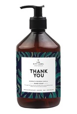 THE GIFT LABEL GIFT LABEL HAND SOAP THANK YOU