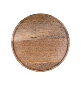 ZUSSS Zusss houten bord 30cm mangohout
