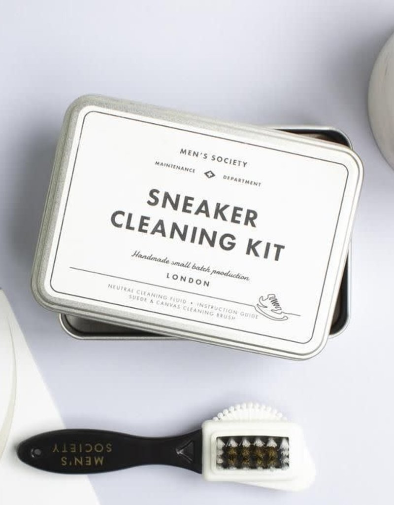 MEN'S SOCIETY MEN'S SOCIETY Sneaker Cleaning Kit - Tin