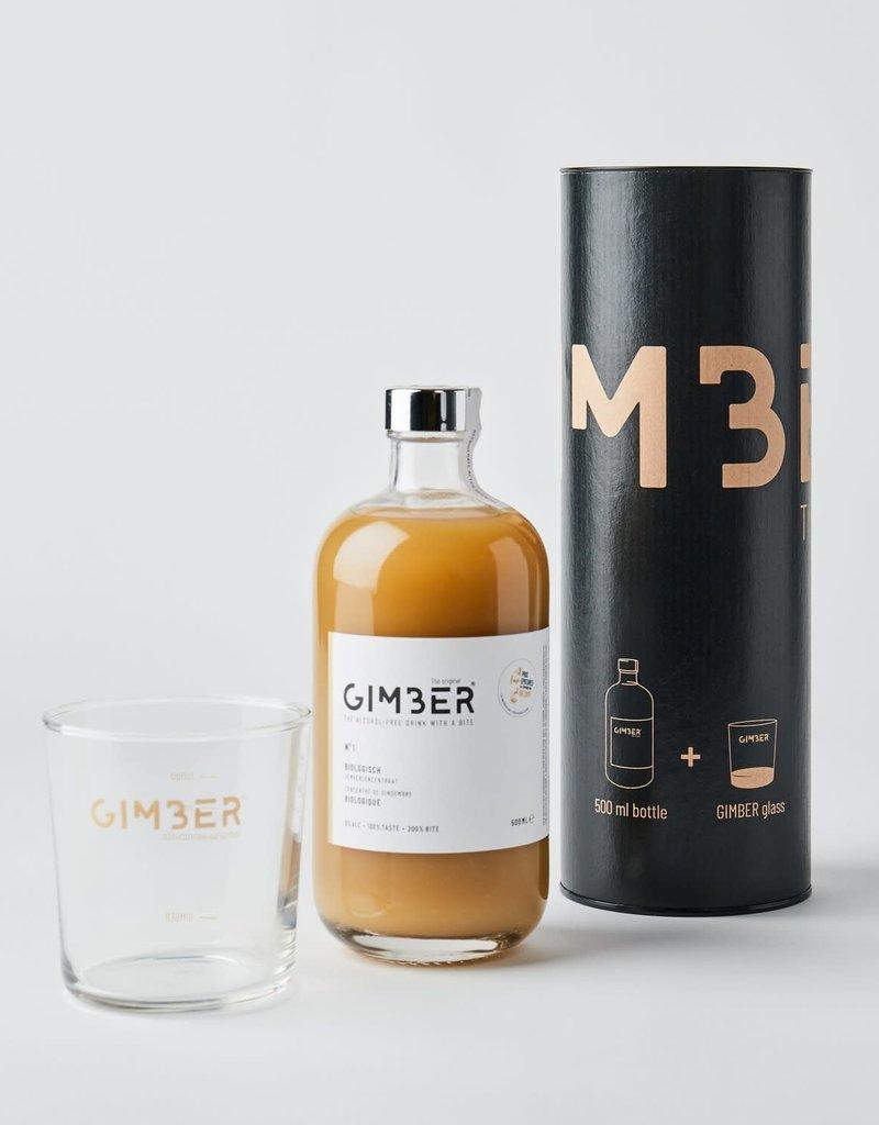 GIMBER GIMBER TUBE BOX 500ML BIO+ GIMBER GLASS