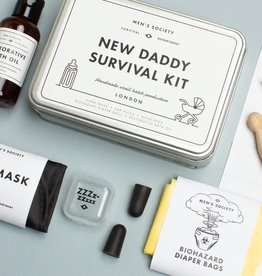 MEN'S SOCIETY MEN'S SOCIETY NEW DADDY SURVIVAL KIT