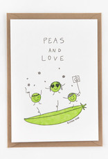 STUDIO FLASH FLASH MISC 'PEAS AND LOVE'