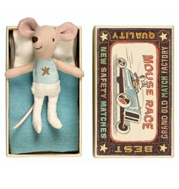MAILEG MAILEG MOUSE LITTLEBROTHER IN BOX