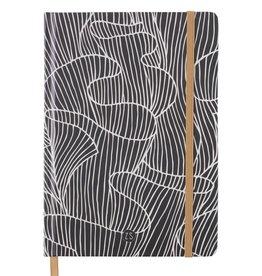 ZUSSS Zusss notitieboek koraalrif print zand