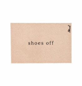 MAD ABOUT MATS MAD ANOUK (SHOES OFF) SCRAPER 50X75