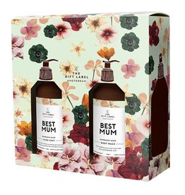 THE GIFT LABEL THE GIFT LABEL BEST MUM BOX