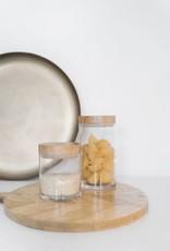 ZUSSS Zusss voorraadpot met houten deksel m collect moments glas