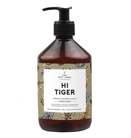 THE GIFT LABEL THE GIFT LABEL HAND SOAP HI TIGER