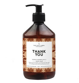THE GIFT LABEL THE GIFT LABEL HAND SOAP THANK YOU 500ML